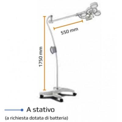 LAMPADA STARLED3 NX SU STATIVO -130.000 LUX