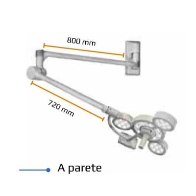 LAMPADA STARLED3 NX DA PARETE - 130.000 LUX